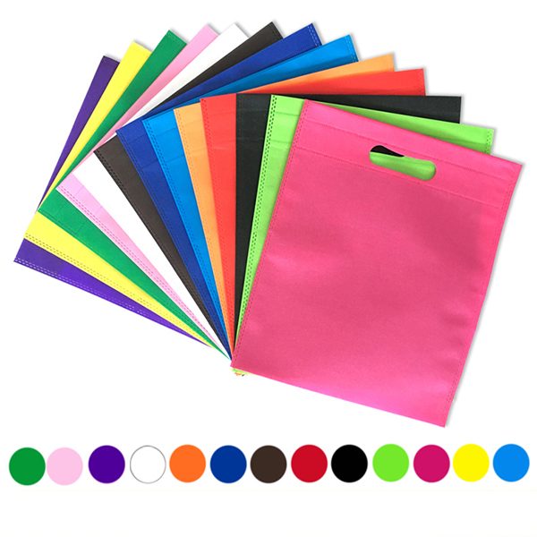 Cheap polypropylene Non Woven Foldable Shopping Bags Wholesale