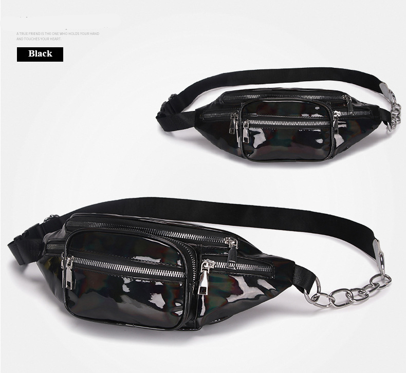 Designer Hot Sale Waist Bag Pu leather Fanny Pack