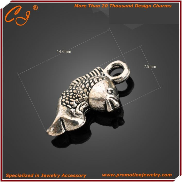www Cute Jewelry Cn fish sea fish charm for Apparel Matching