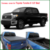 100%fitment custom bed caps for trucks for Toyota Tundra pickup parts