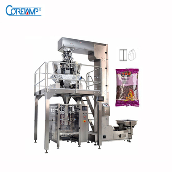 Factory supplier Vertical Automatic Powder Granules Red Adzuki Beans/chips Packing Machine