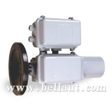 Varieties electric quarter turn butterfly valve actuator