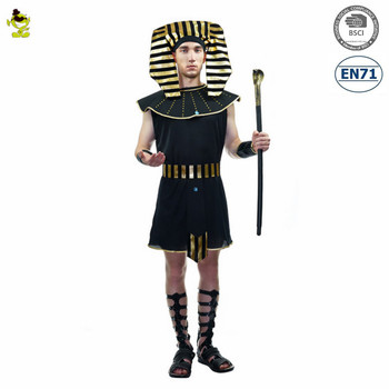 2017 Male Egypt Pharaoh Costume With Stripe Headpiece Fancy Dress Carnival Party Cosplay Egyptian Costumes  sc 1 st  Alibaba & 2017 Male Egypt Pharaoh Costume With Stripe Headpiece Fancy Dress ...