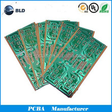 Multi game finger pcb design development