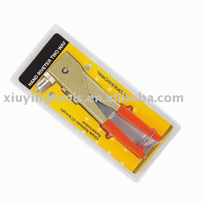 TOP W-8212 hand riveter set