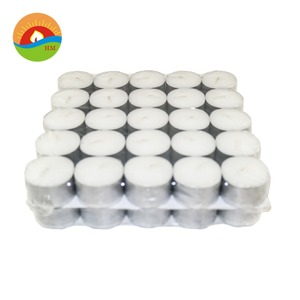 Best selling products white tea light candles