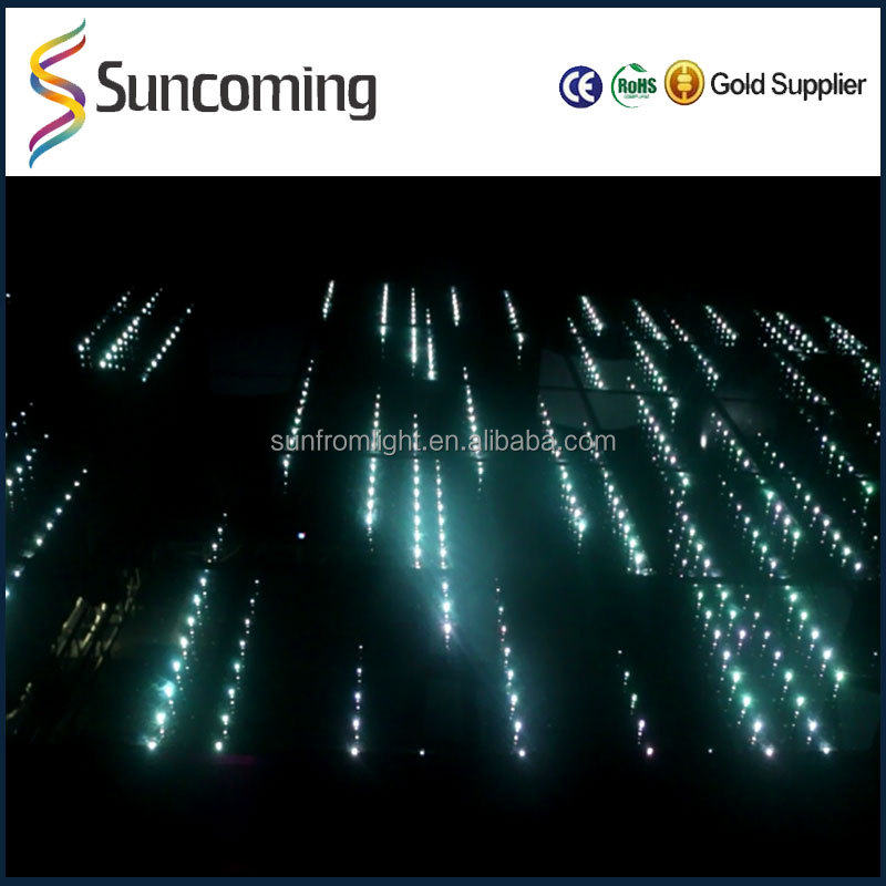 Good quality bar make acrylic banquets lighting led dance floor