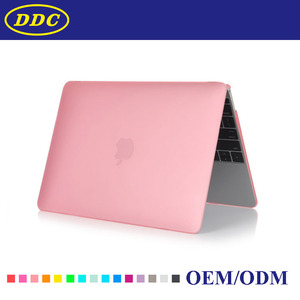 For 2016 New Macbook Case Rubber Frosted Cover Case