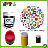 chemicals Eco friendly color concentrates for tablecloth tinting