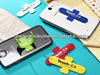 Top selling silicone Touch -U /silicone phone stand/phone support with High quality