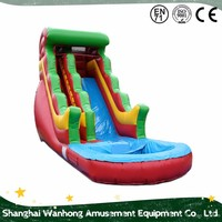 Best Selling With Good Sale Commercial Best Rated Inflatable Water Slides