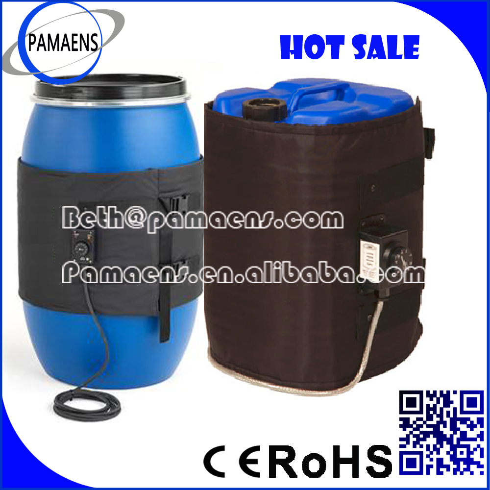 Popular Oil Drum Flexible Heater Band, Best Choice for Heating Oil, Honey, Water