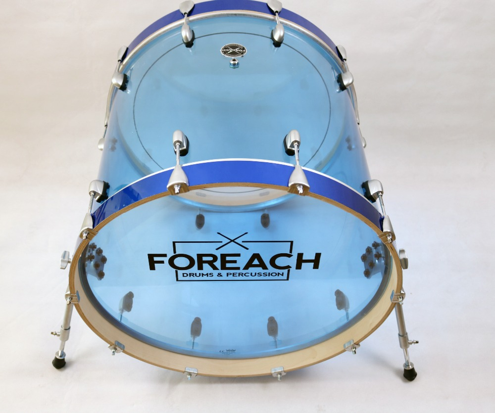 seamless blue acrylic drum set buy acrylic drum product on. Black Bedroom Furniture Sets. Home Design Ideas