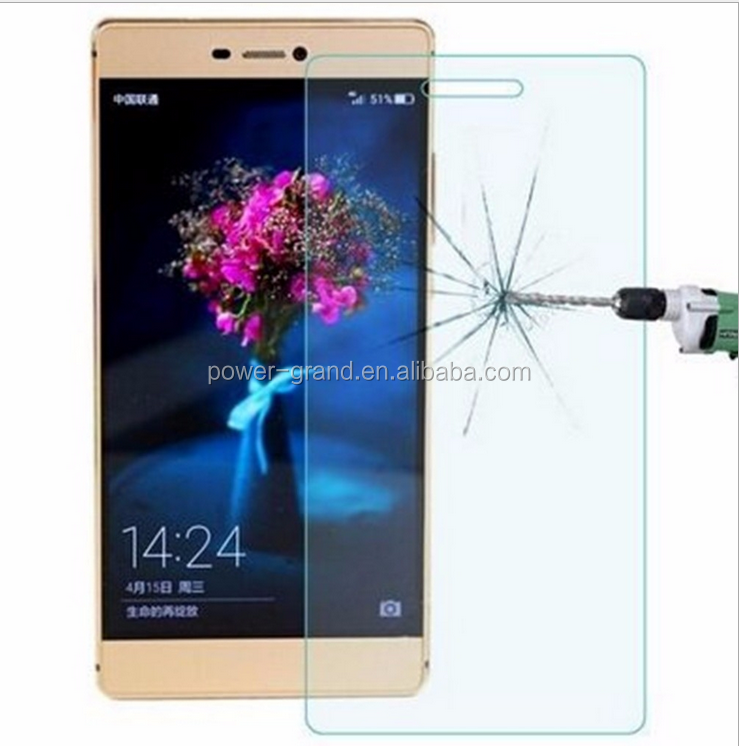 Premium 2.5D 0.3mm 9H Tempered glass screen protector for ZTE Blade V580