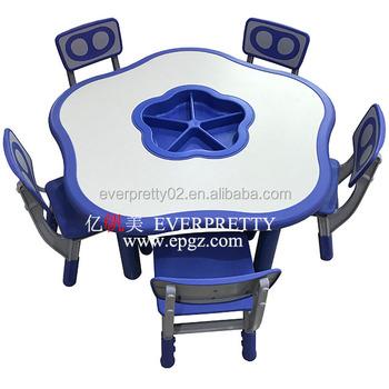 Mdf Enfants Dessin Table Et Chaises Rondes Enfants Dessin Chaise De Table  Pour 6 Personnes - Buy Table Et Chaises De Dessin D\'enfants,Bureau/table ...