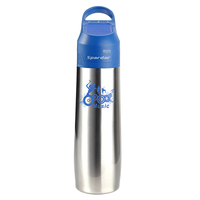 MP3 Music Calls Thermos Water Bottle with Wireless Speaker
