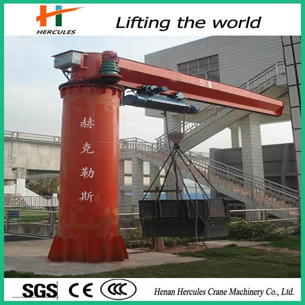 Used Jimmy Jib Crane : High quality degree rotating used jib crane ton for