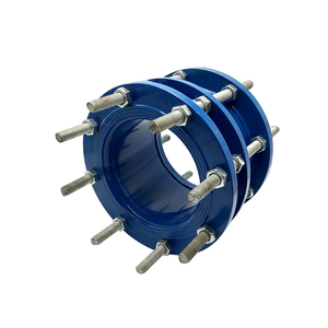 Adapter flange Modular expansion joint for bridge flexible galvanized pipe joints