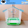 BA02 Green color Chinese Antique metal folding wholesale iron montana bird cages