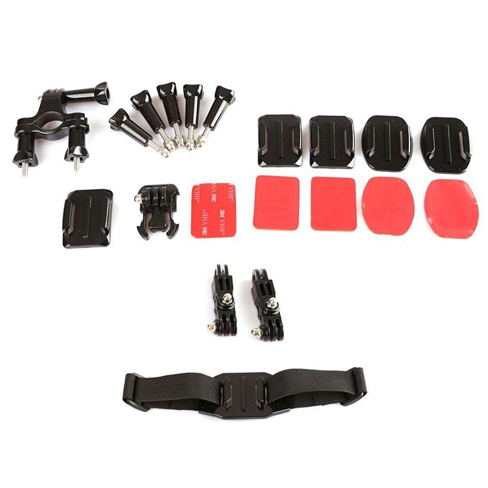 Dazzne Gopro Accessory Dazzne 11in1 KT-101 Mount System Set Kit Accessories for GoPro Hero 2/3/3+ Camera