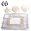 Liquid silicone rubber RTV-2 jewelry resin silicone molds