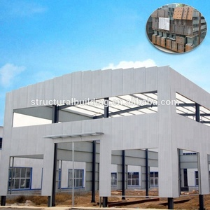 alibaba trade assurance steel building prefab columns for workshop