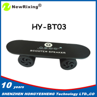 NewRixing High Quality bluetooth speaker innovative speaker scooter speaker