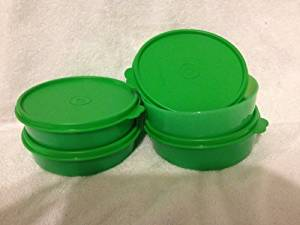 1a198e398873 Buy Tupperware LITTLE WONDERS set of 4 Snack Lunch BOWL SET NEW ...