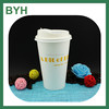 Beverage Coffee Tea Use hot drink paper cup recycled paper coffee cups logo printed disposable paper coffee cups