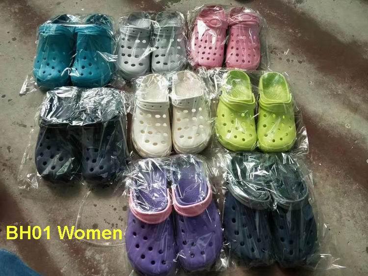 stock shoe Lady eva Outdoor Garden shoes Summer Wholesale hole Slipper clogs
