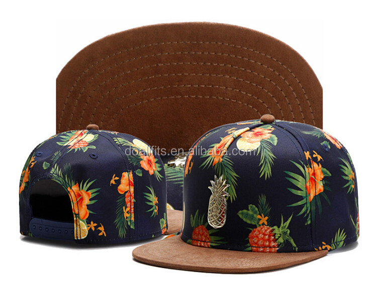 pineapple CAYLER SONS Snapback Adjustable Baseball Cap Hip hop beach Hat d37ce2d3df36