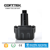 China suppliers 9.6V DW9061 Battery For DeWalt DW952 DW955 DW955K Cordless Drill Battery