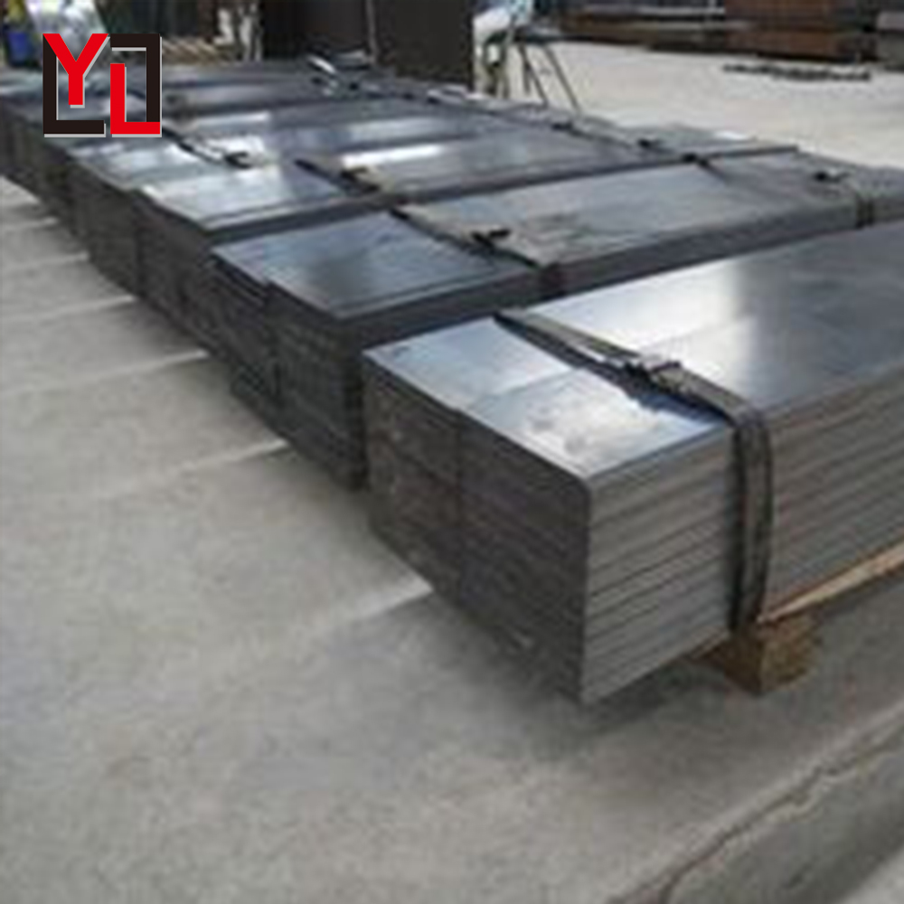 St37 4Mm Mild High Speed Cold Rolled Steel Sheet/Steel Plate Metal Price Per Ton