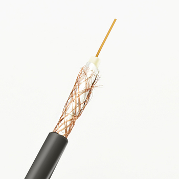 ODM Coaxial cable with 1power wire good quality rg6 cable price ...