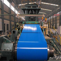 ral 5016 0.5mm SGCC color coated steel coil