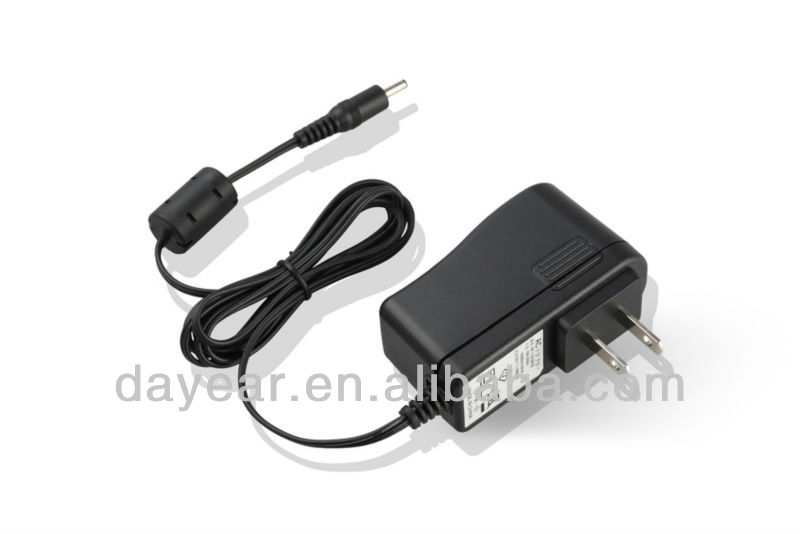 12V 1.5A 18W ac power adapter