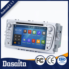 7 inch touch screen in-dash car dvd player android 2din radio gps wifi 3g