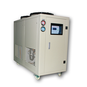 Industrial laboratory circulating concrete oman air cooled water cooled chiller for cooling hot water