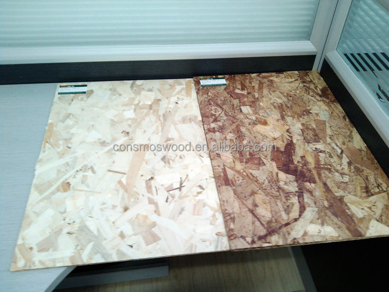 Wonderlijk Chinese Osb For Exterior Use,Osb-3/osb-4,Melamine/phenolic Osb MO-03