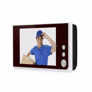 COLOR TFT LCD Visual Intercom Bell Video Door Phone