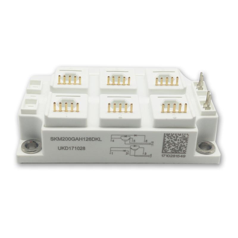 original SKM200GAH126DKLT power module  free shipping