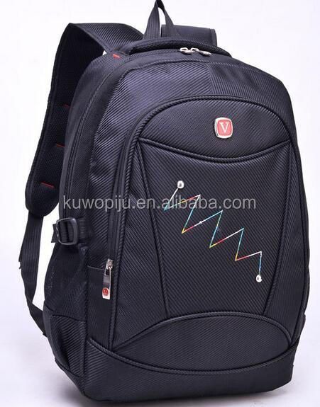 Business Bag Men Laptop Backpack Book Bag Notebook Case Computer Back Pack NEW