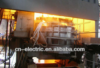 Higher Thermal Efficiency Electric Arc Furnace Eaf With