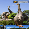 My Dino-C001 Theme park life size animatronic animal for sale