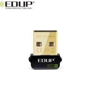 EDUP 150Mbps usb network card Realtek 8188CUS Wireless Dongle For  Desktop&Laptop