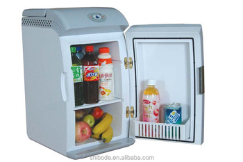 Battery Operated Mini Refrigerator Dc 12v Car Portable