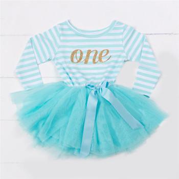 32484c4a345ce Baby Girl First 1st Birthday Party Tutu Dresses For Toddlers Vestidos  Infantil Princess Clothes 1 Year Girls Baptism Clothing - Buy Birthday  Tustu ...