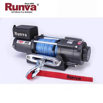 Runva Winch For Atv,Side By Side Ewp4500u - Buy Atv Winch,Winch,Runva Winch  Product on Alibaba com