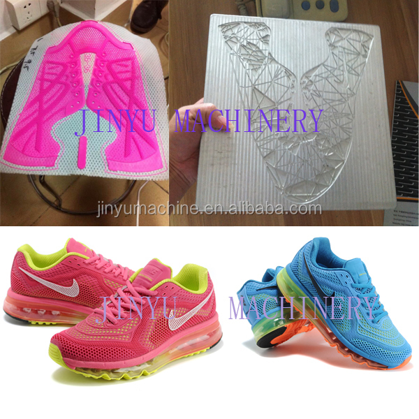 KPU sport shoes making machine