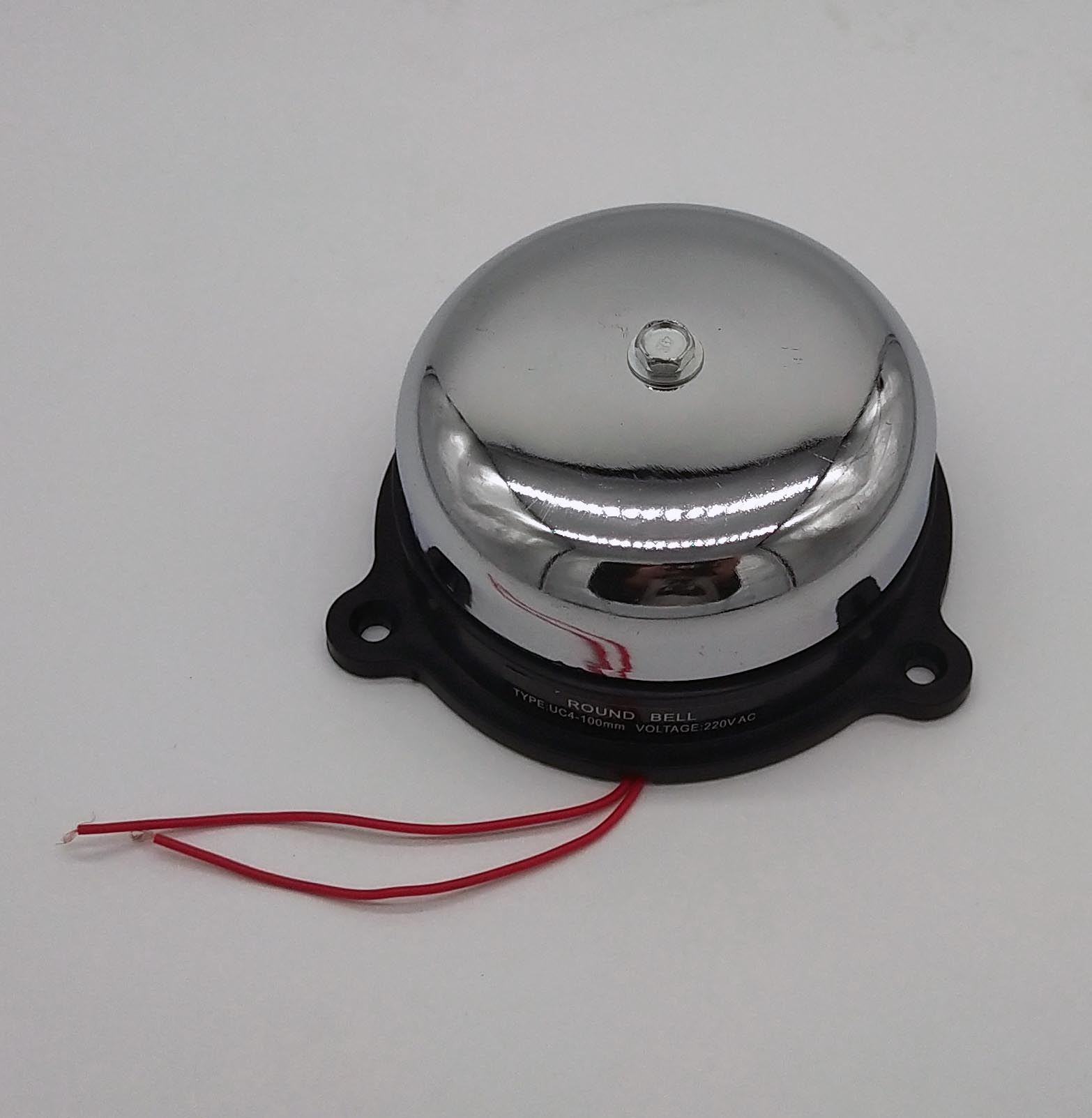 Factory Direct Sales UC4-100mm Fire Alarm Electric Bell